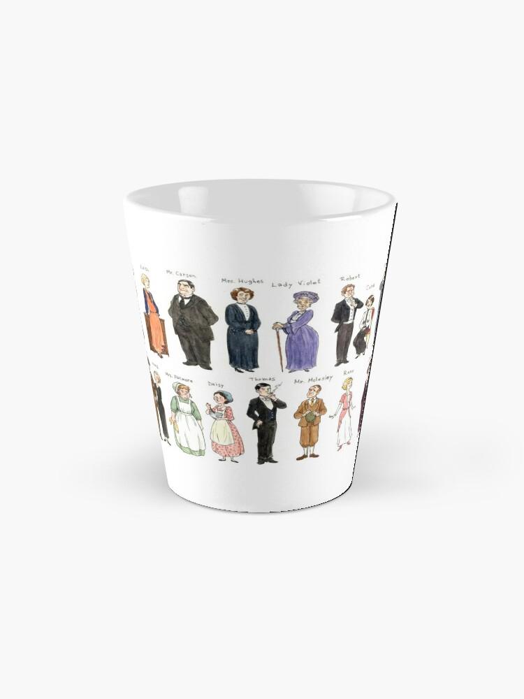 Alternate view of Downton A. Portraits Mug
