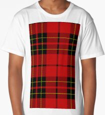 tan tar red black Long T-Shirt