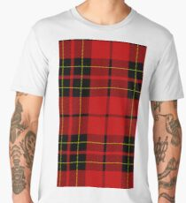 tan tar red black Men's Premium T-Shirt