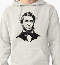 Henry David Thoreau Pullover Hoodie