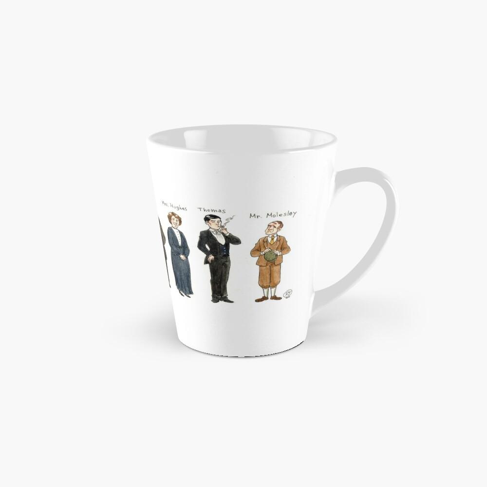 Downton-downstairs Mug