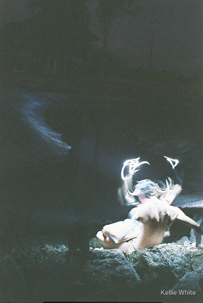 Minotaur by Kellie White