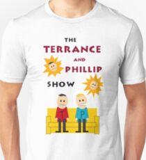 South Park Terrance und Phillip Slim Fit T-Shirt