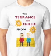 South Park Terrance and Phillip Unisex T-Shirt