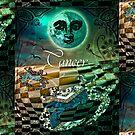 Art Nouveau Zodiac Cancer by mindydidit