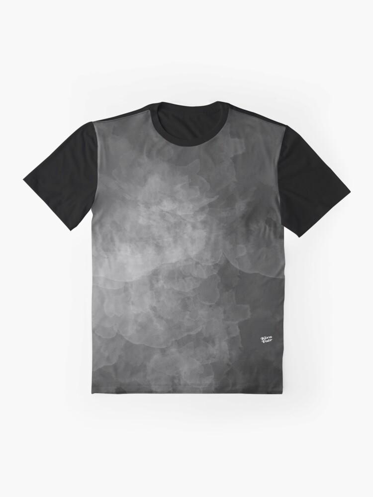 Alternative Ansicht von Grey Concrete #grey #minimal #design #kirovair #decor #buyart Grafik T-Shirt