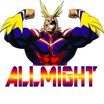 All Might by Femke33