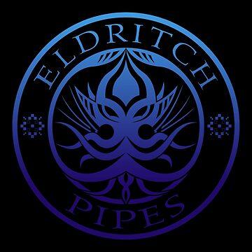 Eldritch Pipes (deep sea) by Deefurdee