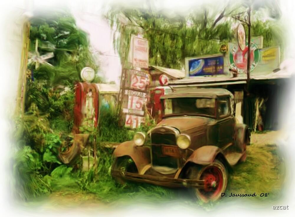 Nice old car by ezcat