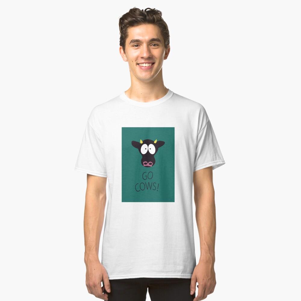 South Park Kyles Zimmer Gehen Kühe Classic T-Shirt