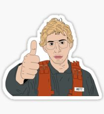Matt- Radar Technician Sticker