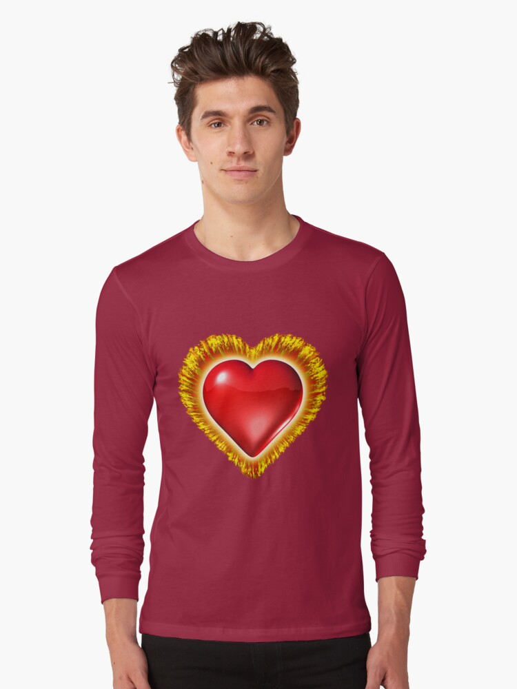 Heart on Fire by bmgdesigns
