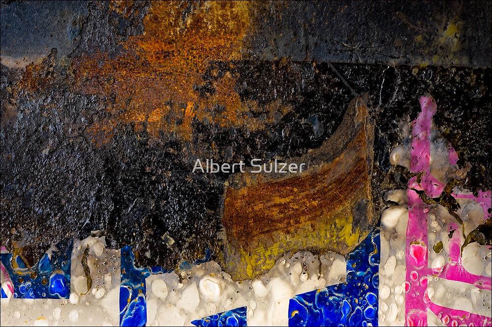Dumpster -0148 by Albert Sulzer