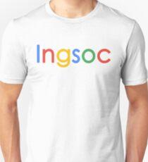 INGSOC. 1984 Orwell Unisex T-Shirt