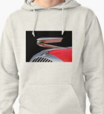1937 Chevy Hood Ornament Pullover Hoodie
