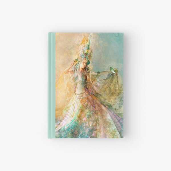 The Shell Maiden Hardcover Journal
