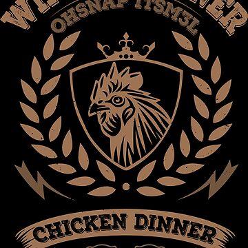 Winner Winner, OhSnap itsM3L by willijay
