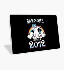 Awesome since 2012 Laptop Skin