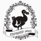 Dodo: Expired 1693 by sirwatson