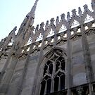 Milan - The Duomo by sstarlightss