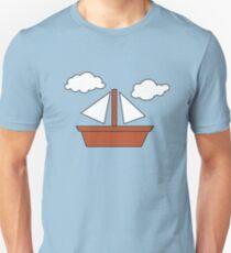 Simpsons Boat Unisex T-Shirt