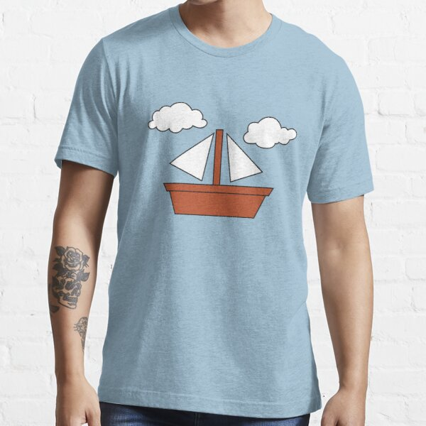 Simpsons Boat Essential T-Shirt