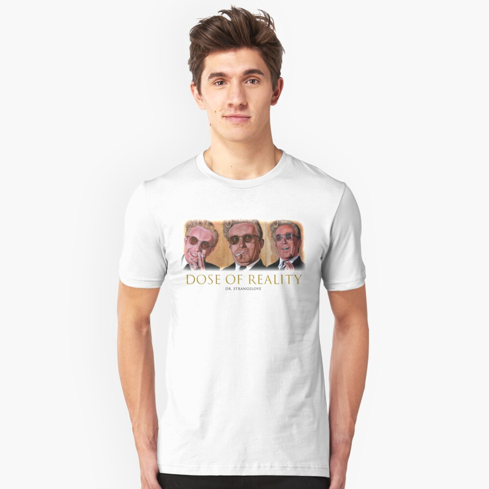 Dose of Reality Unisex T-Shirt Front