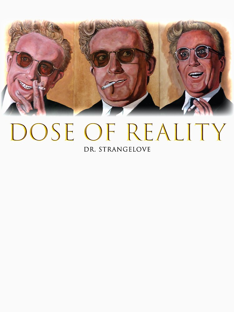 Dose of Reality by donnaroderick