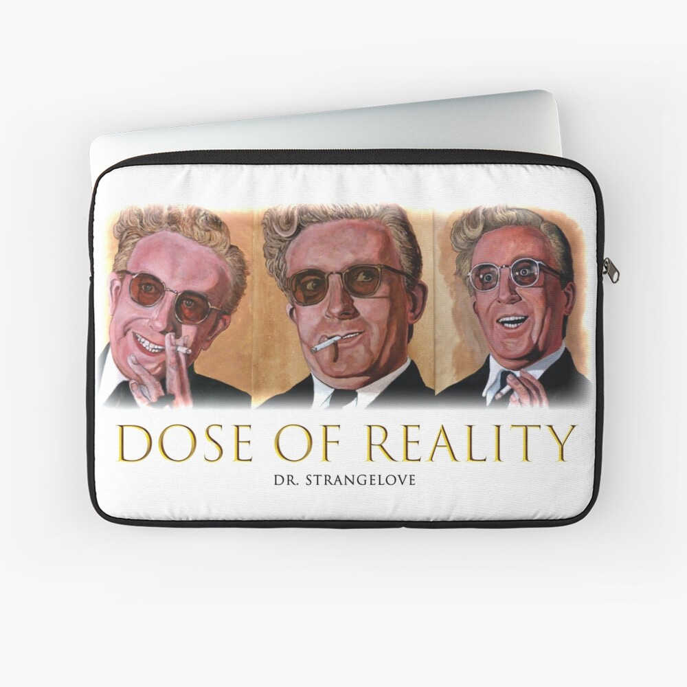 Dose of Reality Laptop Sleeve