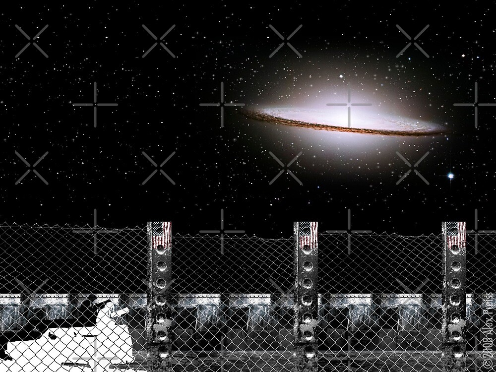 Minuteman's Sombrero Galaxy Project by Alex Preiss