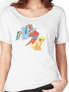 Appledash cutie mark Women's Relaxed Fit T-Shirt