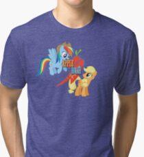 Appledash cutie mark Tri-blend T-Shirt