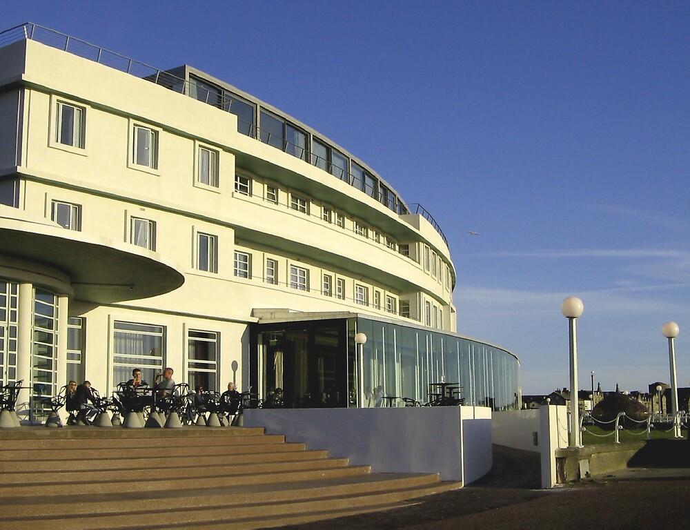 The Midland Hotel, Morecambe by Andmole