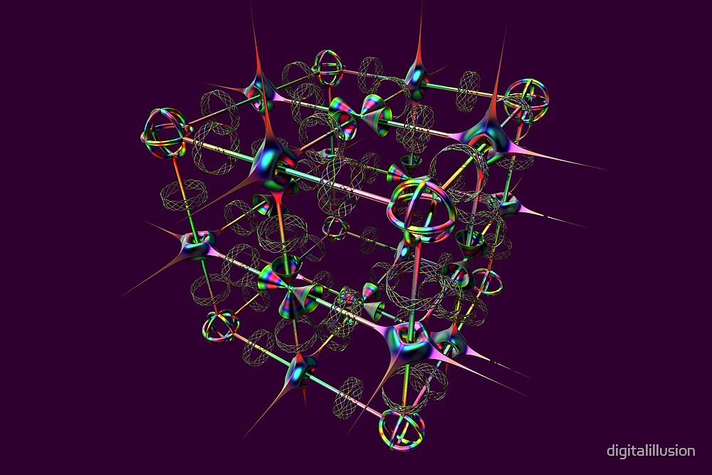 Cubenoid extreme by digitalillusion