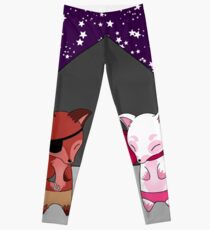 Everyone's favourite foxes Leggings