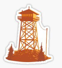 Firewatch Watch Tower Sticker