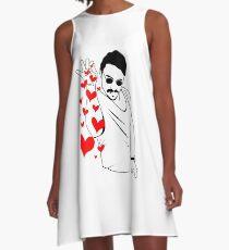 Salt Bae Cupid A-Line Dress