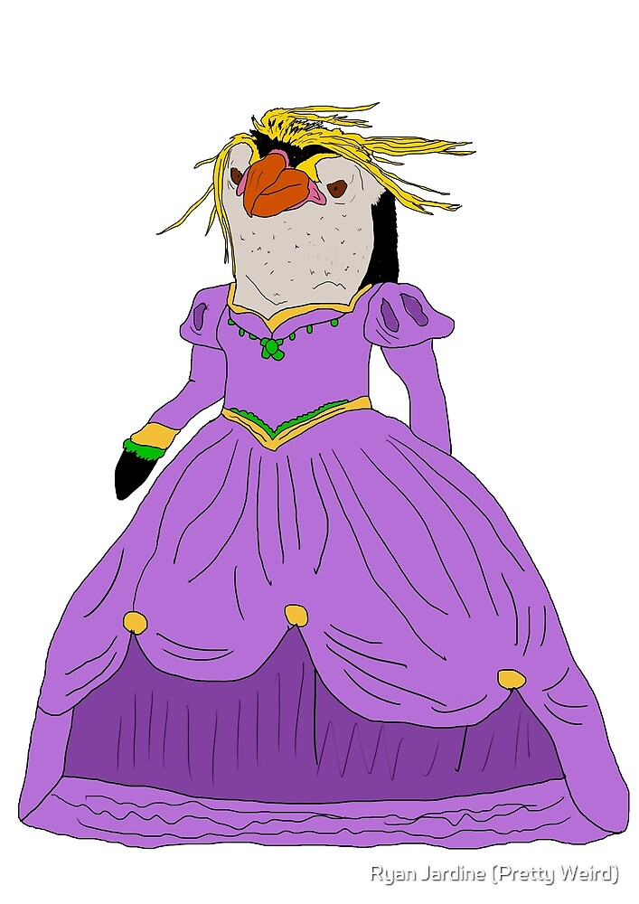 Royal Princess.  by Ryan Jardine (Pretty Weird)