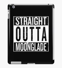 Straight outta Moonglade iPad Case/Skin