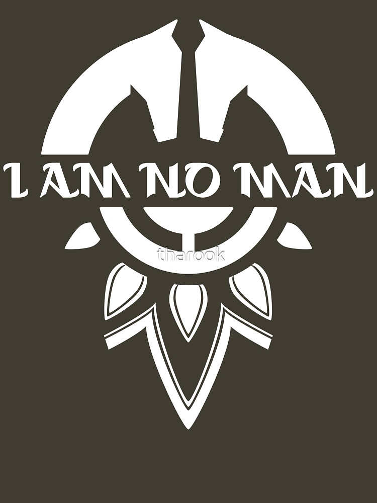 I Am No Man | Women's T-Shirt