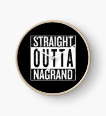 Straight outta Nagrand Clock