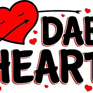 Dab Heart by tatajef14