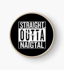 Straight outta Naigtal Clock