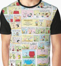 Peanuts Comics Graphic T-Shirt