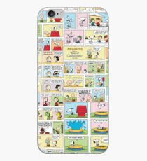 Peanuts Comics iPhone Case