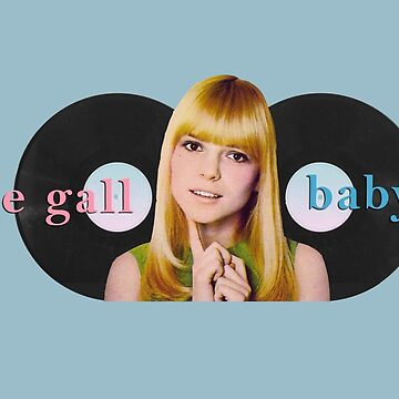 France Gall - Baby Pop by monpetitbambino