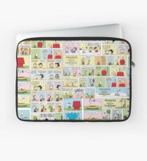 Peanuts Comics Laptop Sleeve