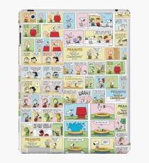 Peanuts Comics iPad Case/Skin