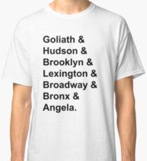 Gargoyles Classic T-Shirt