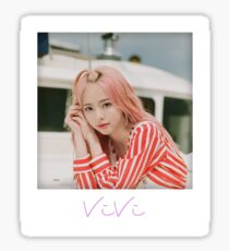 Vivi Polaroid Sticker
